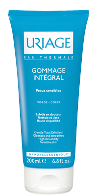 URIAGE GOMMAGE INTEGRAL TUBE 200ML