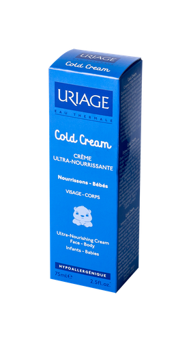 URIAGE BÉBÉ COLD CREAM TUBE 75ML