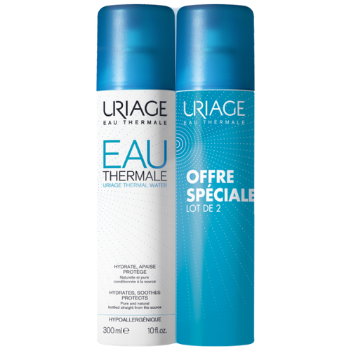 Uriage Eau thermale duo 2x300ml