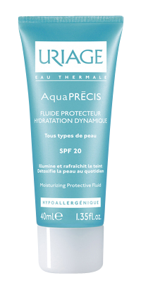 URIAGE AQUAPRECIS FLUIDE SPF 20 40ML