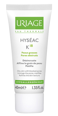URIAGE HYSEAC K18 TB 40ML