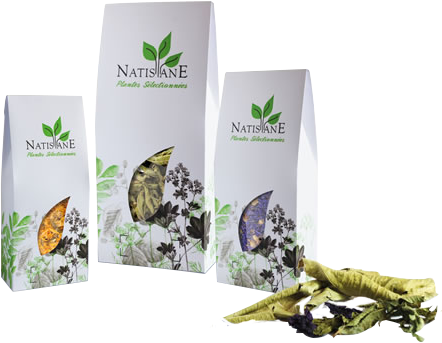Natisane Bardane 50g