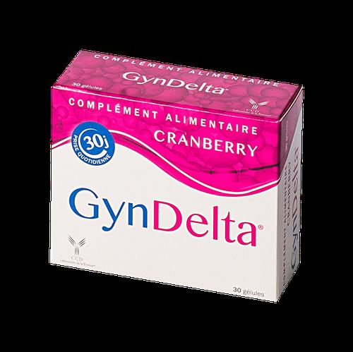 GYNDELTA COMPL NUTRI 30 GELULES