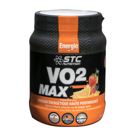 STC Nutrition BOISSON VO2 MAX ORANGE POUDRE (525g)