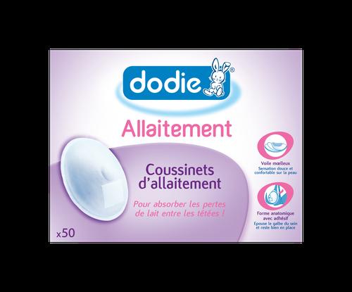 DODIE COUSSINETS D'ALLAITEMENT JOUR/NUIT BOITE DE 50