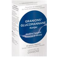GRANIONS GLUCOMANNANE GELULE 60