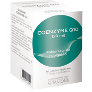 GRANIONS CO ENZYME Q10 GELULE 30
