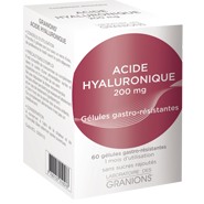 GRANIONS ACIDE HYALURONIQUE GELULE 60