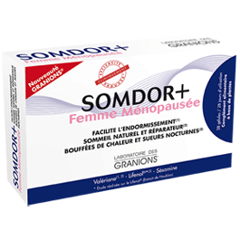 SOMDOR+ FEMME MENOPAUSE CPR 28