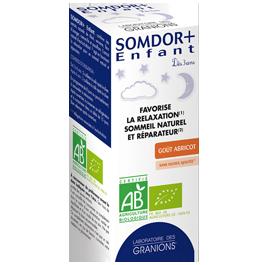 SOMDOR+ ENFANT SOMMEIL 125ML