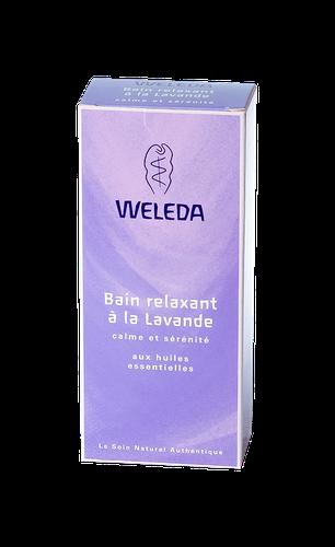 WELEDA BAIN RELAXANT LAVANDE FLACON 200ML