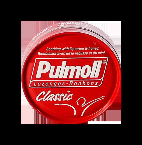 PULMOLL PASTILLES CLASSIC BOITE 75G