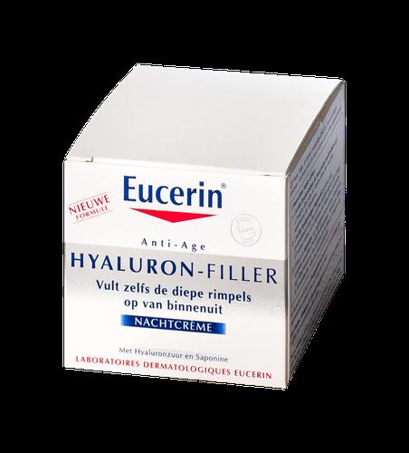 HYALURON-FILLER NUIT CREME POT 50 ML