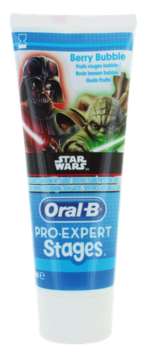 ORAL B DENTIFRICE STAR WARS 75ML
