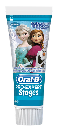 ORAL B DENTIFRICE REINE DES NEIGES 75ML