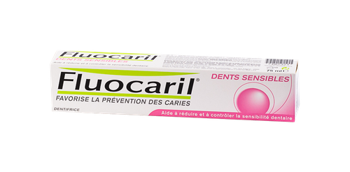 pharmacie cl ment thionville fluocaril dents sensibles tb75ml. Black Bedroom Furniture Sets. Home Design Ideas