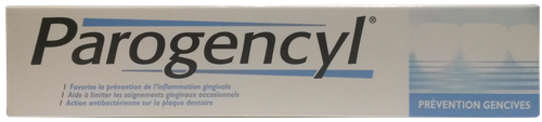 PAROGENCYL PREVENTION GENCIVE 125ML