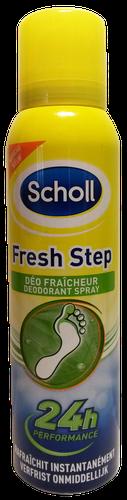 SCHOLL FRESH STEP FRAICHEUR SPRAY 150ML