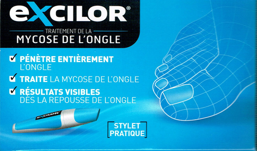 EXCILOR MYCOSE ONGLE STYLET