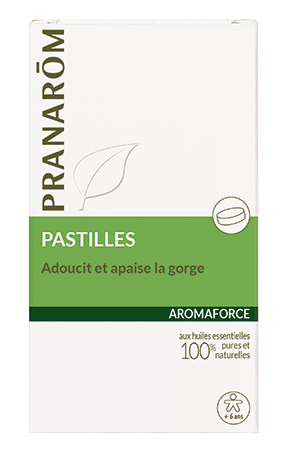 AROMAFORCE ADOUC GORGE PASTILLE 21