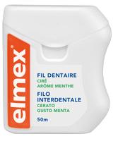ELMEX FILDENT MENTHE CIRE 50M