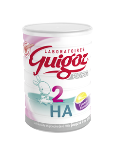 GUIGOZ LAIT EXPERT HA2 POUDRE 800G