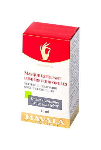 MAVALA MASQUE EXFOLIANT LUMIERE 15ML