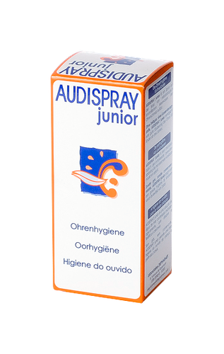 AUDISPRAY JUNIOR SOL AURIC 25ML