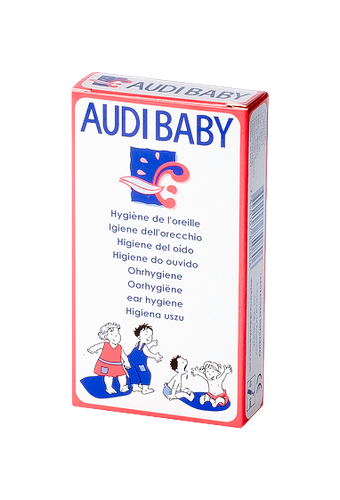 AUDIBABY SOL AURICUL 1ML 10