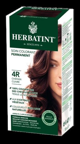 coloration biologique pour cheveux teste dermatologiquement sur les peaux sensibles la formulation herbatint est soigneusement - Coloration Bio Pharmacie