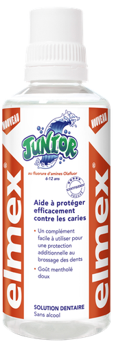 ELMEX DENT JUNIOR FLACON 400ML